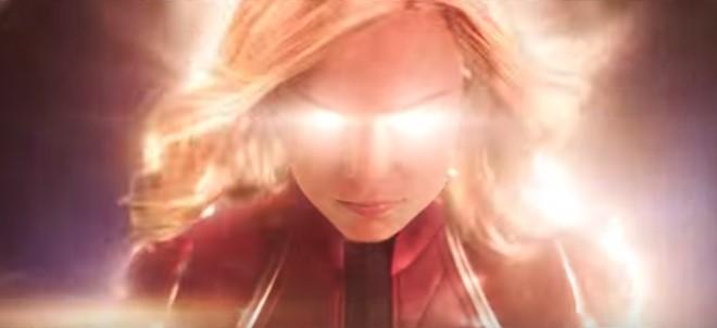 Eerste volledige trailer Captain Marvel