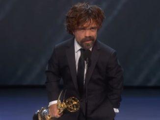 Peter Dinklage Emmy 2018