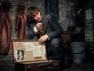 Eddie Redmayne als Newt Scamander in The Grimes of Grindelwald. © 2018 Warner Bros Ent.