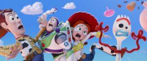 Recap Toy Story 1,2 en 3