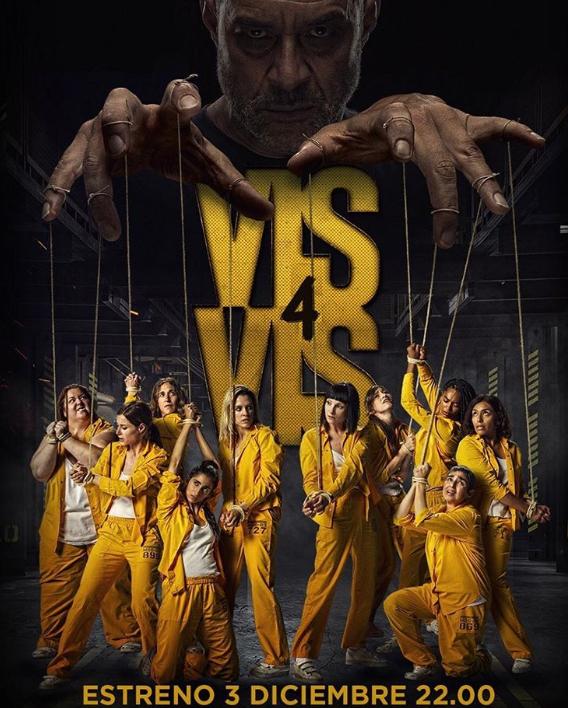 Spaanse series op Netflix