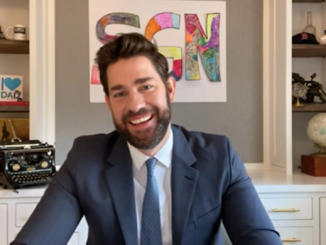 Hollywoodsterren in quarantaine: John Krasinski