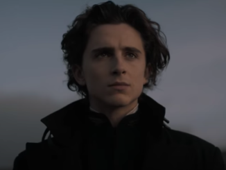 Timothée Chamalet in Dune, Warner Bros. Pictures.